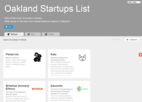 oakland.startups-list.com