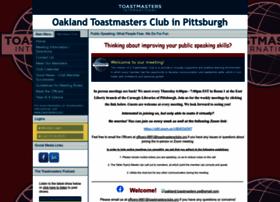 oakland.toastmastersclubs.org