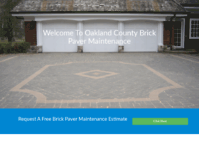 oaklandcountybrickpavermaintenance.com
