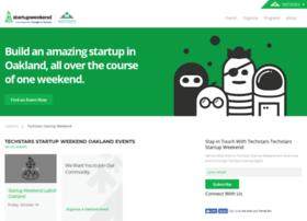 oaklandedu.startupweekend.org