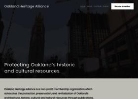 oaklandheritage.org
