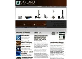 oaklandinstruments.com