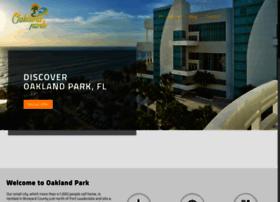 oaklandparkfl.org