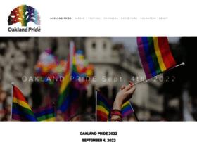 oaklandpride.org