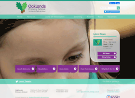 oaklands-primary.co.uk
