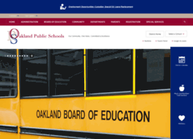 oaklandschoolsnj.org