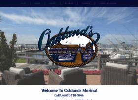 oaklandsmarina.com
