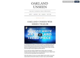 oaklandunseen.tumblr.com