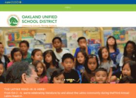 oaklandusd.org
