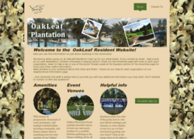 oakleafresidents.com