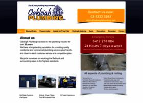 oakleighplumbing.com