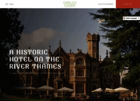 oakleycourt.co.uk