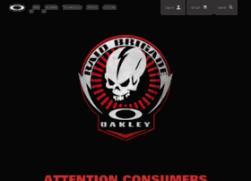 oakleyhotshop.com