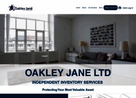 oakleyjane.co.uk