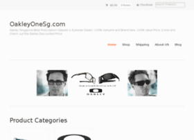 oakleyone.wordpress.com