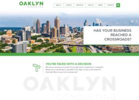 oaklynconsulting.com