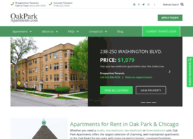 oakparkapartments.com