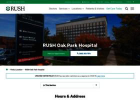 oakparkhospital.org