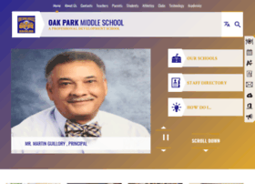 oakparkmiddle.cpsb.org