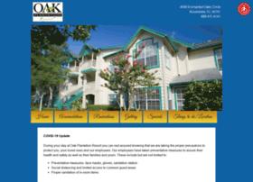 oakplantationresort.com