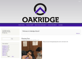 oakridge.nebo.edu