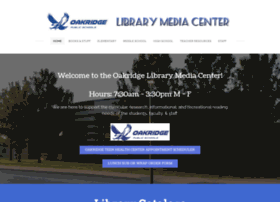oakridgelmc.weebly.com
