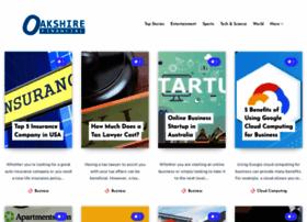 oakshirefinancial.com