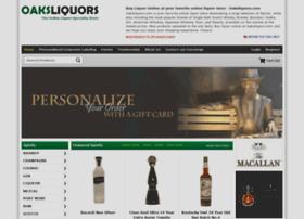 oaksliquors.com