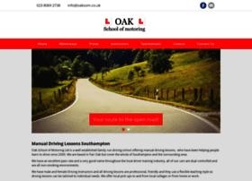 oaksom.co.uk