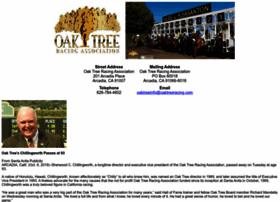oaktreeracing.com