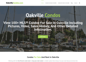 oakvillecondos.com