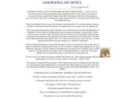 oakwoodlawoffice.com