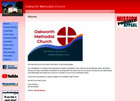 oakworthmethodists.org