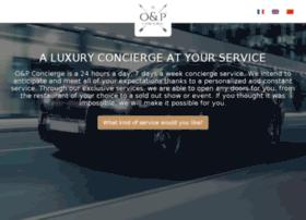 oandpconcierge.com