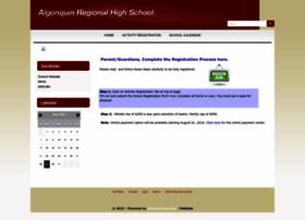 oaralgonquinregionalhs-portal.rschooltoday.com