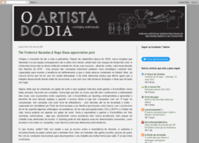 oartistadodia.blogspot.pt