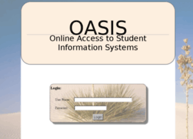 oasis.wcpss.net