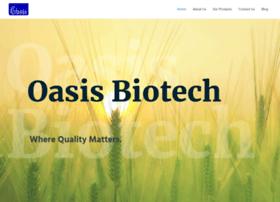 oasisbiotech.co.in