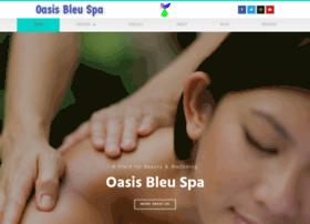 oasisbleuspa.com