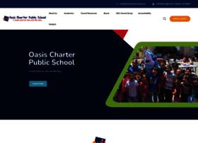 oasischarterschool.org