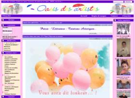 oasisdesartistes.com