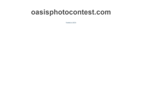 oasisphotocontest.com