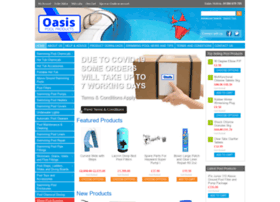 oasispoolproducts.co.uk