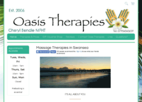 oasistherapies.co.uk