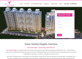 oasisvenetiaheights.in