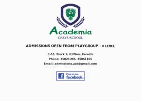oasys.edu.pk