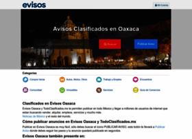 oaxaca.evisos.com.mx