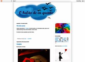 obalaodearquente.blogspot.com