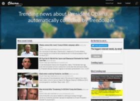 obama.trendolizer.com