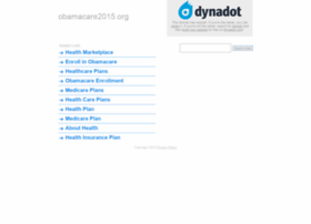 obamacare2015.org
